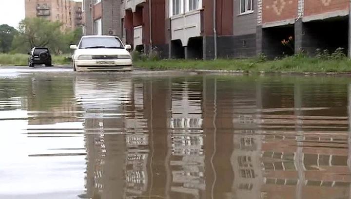 Паводок в Приморье: спасатели ликвидируют последствия разгула стихии