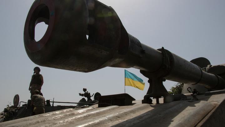 Украинские военные вновь обстреливают ДНР