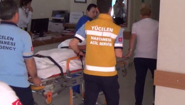 Автобус влетел в деревья в Турции: 11 погибших, 44 раненых
