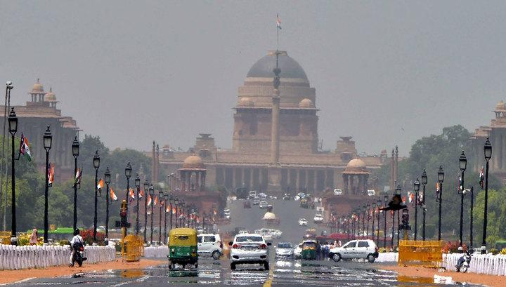 Индия подняла пошлины на ряд американских продуктов