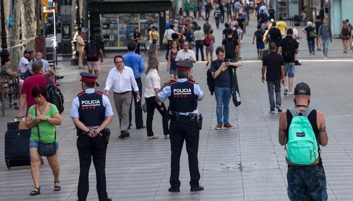 Организаторы терактов в Каталонии планировали еще одну атаку