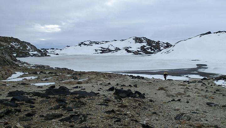 Учёные в течение 18 месяцев отбирали пробы воды в отдалённых районах Антарктиды, а затем проводили исследование микроорганизмов, обитающих в этой воде.