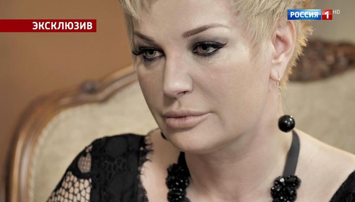 В квартиру Максаковой в Киеве ворвались неизвестные