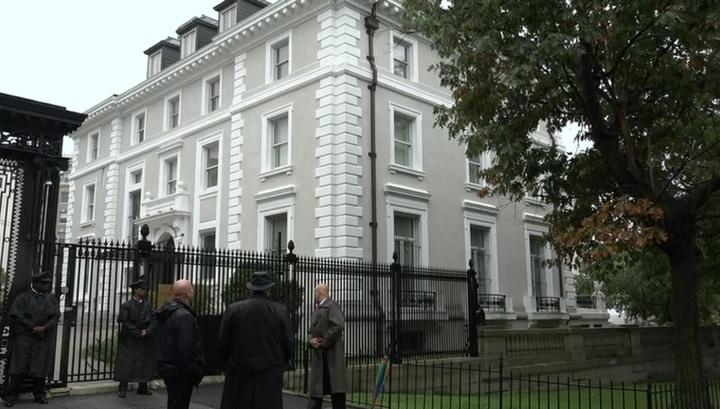 Торгпредство России в Вашингтоне перешло под контроль властей США