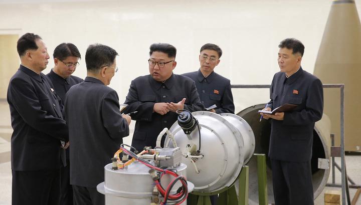 КНДР успешно испытала водородную бомбу