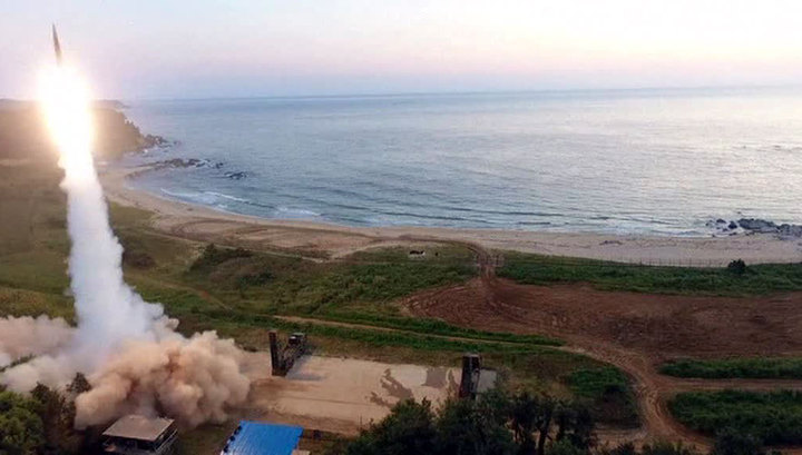 Военные Южной Кореи провели учения в ответ на ядерное испытание КНДР