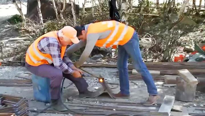 В Кабардино-Балкарии восстановлен газопровод, поврежденный мощным селем