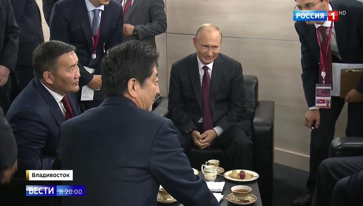 Президент рассказал о преимуществах инвестиций в Россию