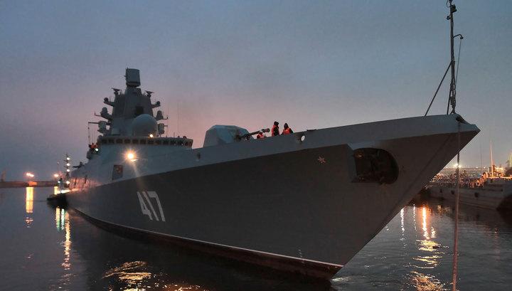 Многоцелевые фрегаты станут самыми массовыми кораблями российского флота