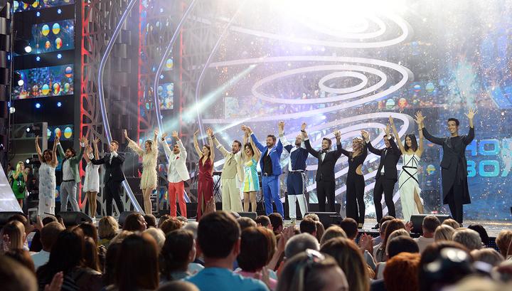"""Международный конкурс молодых исполнителей популярной музыки """"Новая волна 2017"""""""