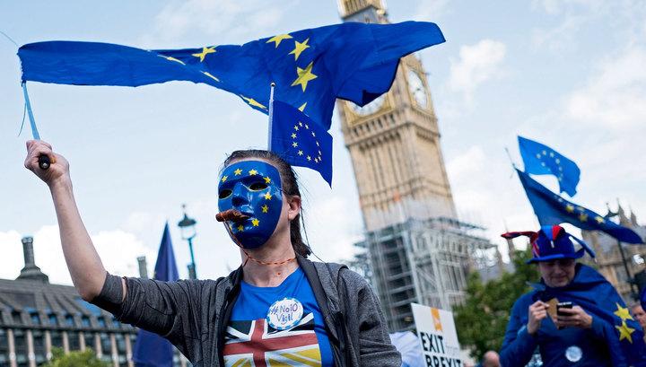 Brexit: переговоры Евросоюза с Великобританией провалились