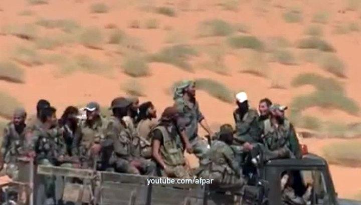 Боевики в Восточной Гуте вновь готовят провокацию с применением химоружия