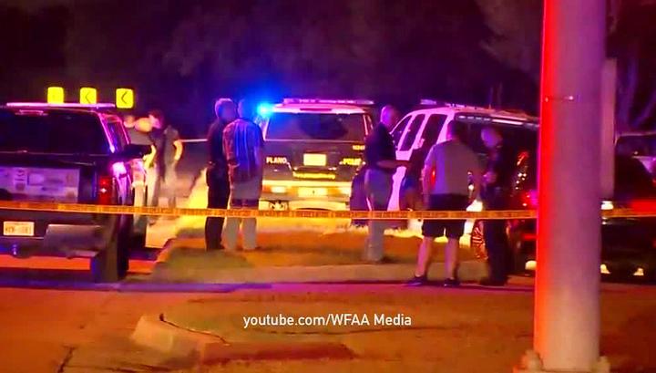 Бойня в Техасе: неизвестный застрелил 7 человек