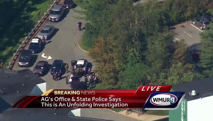 Стрельба в медцентре в Нью-Гэмпшире: один человек погиб