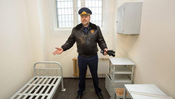 Задержан замглавы ФСИН Коршунов