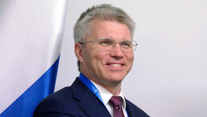 Министр спорта РФ Колобков: ждем справедливого решения по РУСАДА