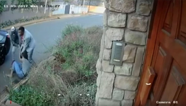 Видео студенток на речке