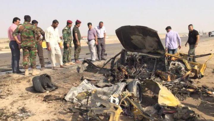 В иракском Курдистане произошел теракт