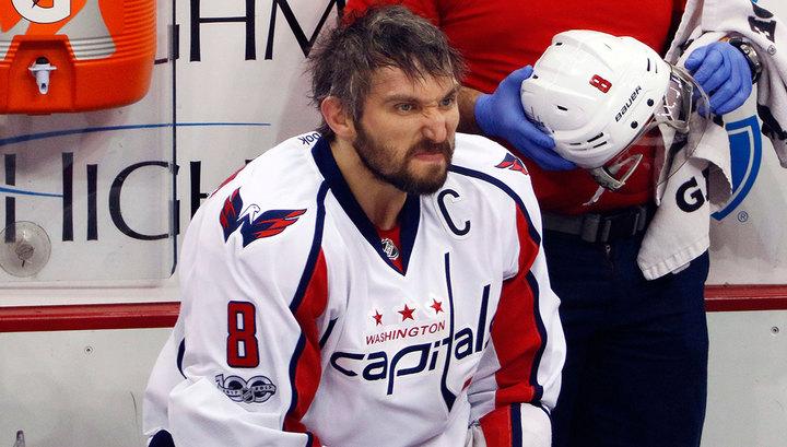 НХЛ. Очки Овечкина, Кузнецова и Орлова не помогли