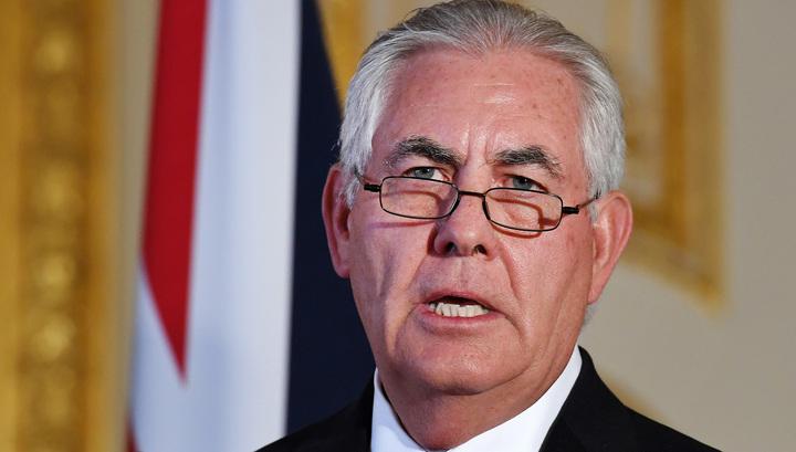 Тиллерсон о ЕС и Иране: делайте что хотите, парни