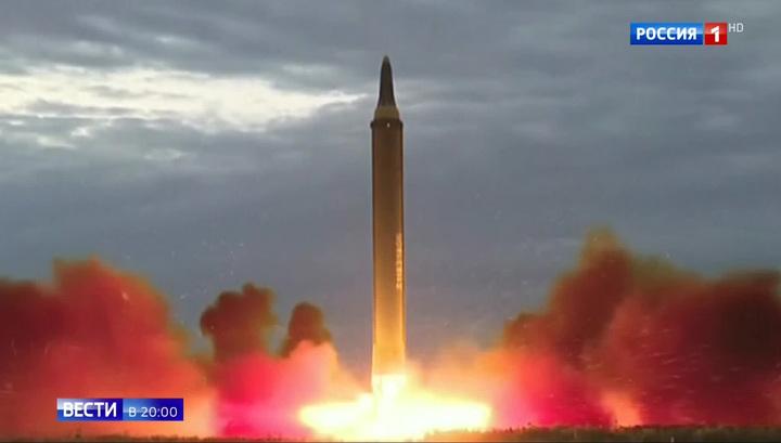 """""""Удар"""" по Штатам: Пхеньян вновь испытал новую ракету и нервы соседей"""