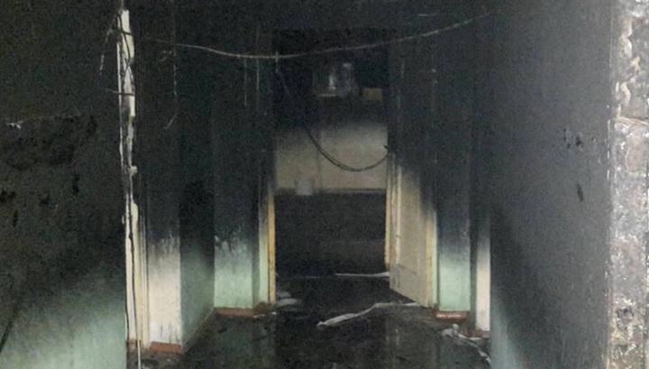 Пожар дом престарелых пучеж медсестра в домах-интернатах для престарелых и инвалидов