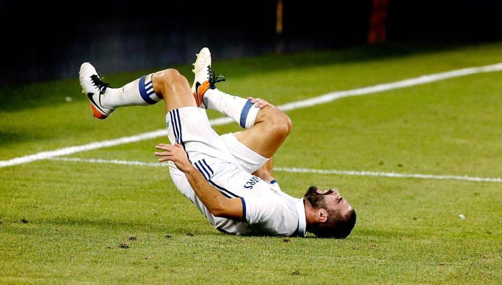 УЕФА заподозрил защитника