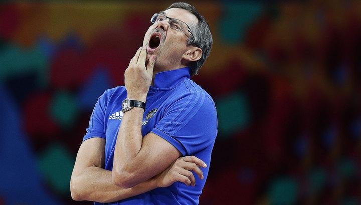 Баскетболисты  сборной России проиграли французам в матче чемпионата мира