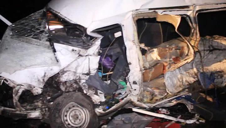 ДТП под Калининградом: эксперты работают на месте аварии