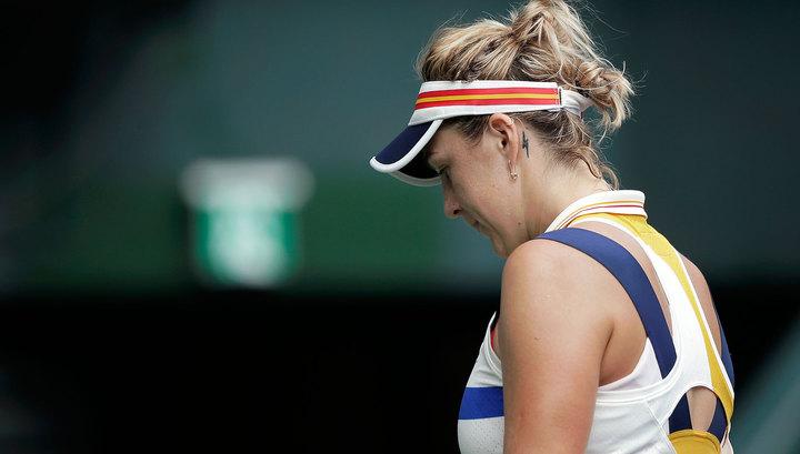 Australian Open. Павлюченкова проиграла украинке Бондаренко во втором круге