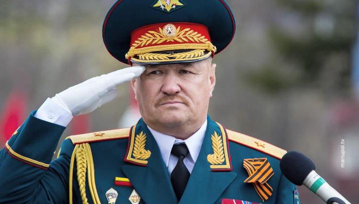 В Сирии погиб российский генерал
