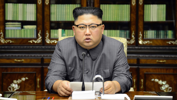 Ким Чен Ын подтвердил приверженность денуклеаризации