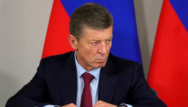 Козак пообещал еще несколько отставок губернаторов