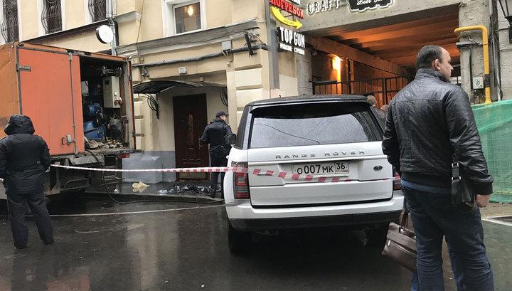 В центре Москвы неизвестные обстреляли мужчину