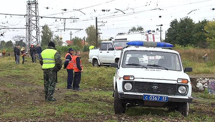 Опознание жертв ДТП под Владимиром закончится в субботу