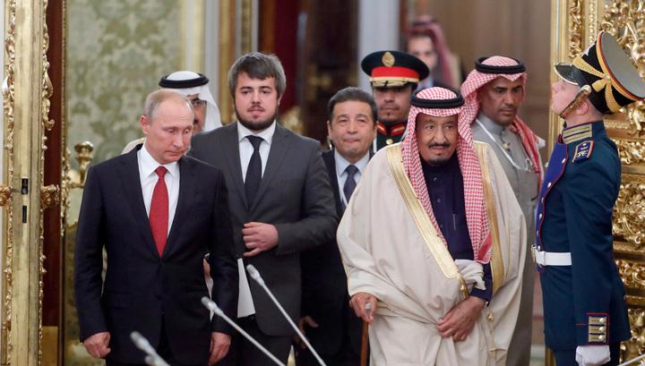 Экономика и безопасность России. Сотрудничество с Саудовской Аравией