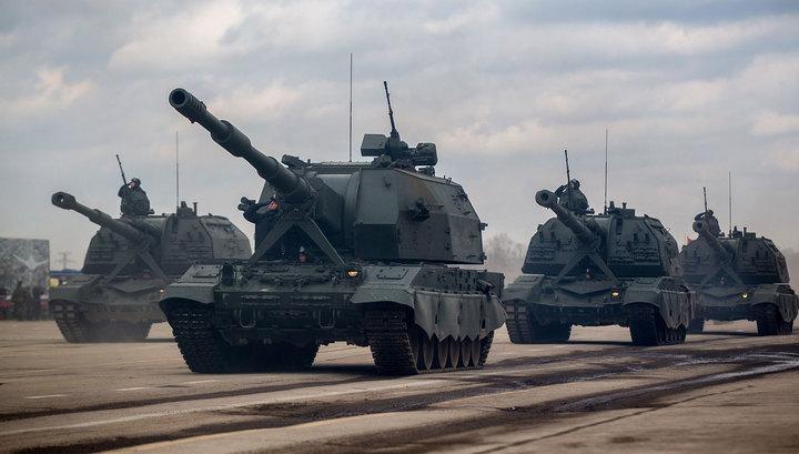 В Восточном военном округе начался полевой выход подразделений артилле