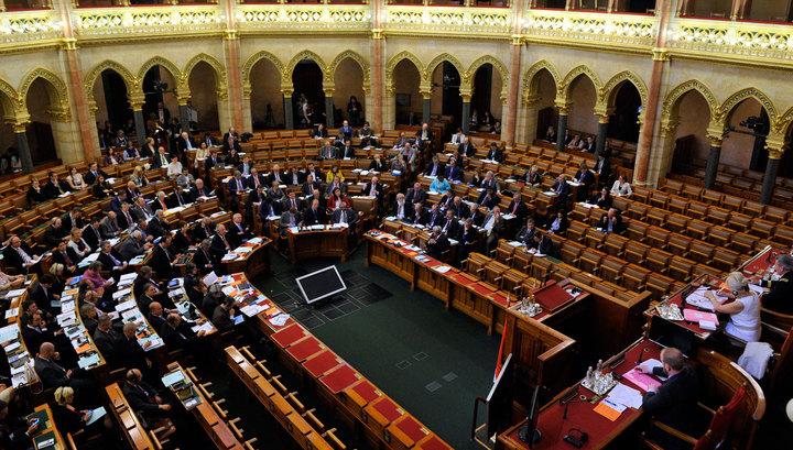 Парламентская ассамблея гомосексуализм