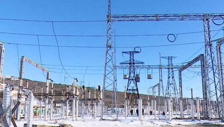 Южная Осетия осталась без электричества из-за обрыва ЛЭП в горах
