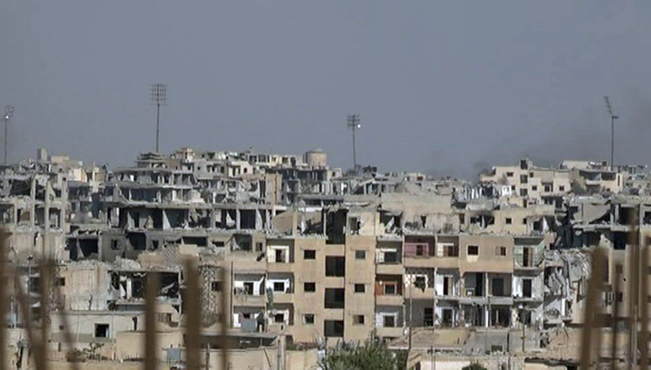 Министерство обороны РФ: 98 процентов территории Сирии освобождено от ИГИЛ