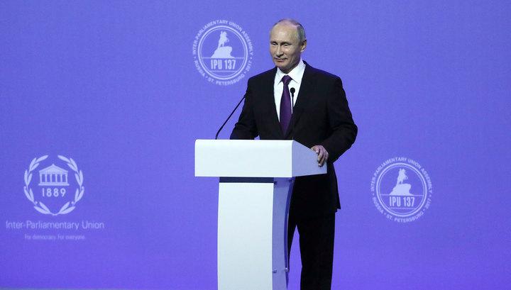 Россия призвала к борьбе с терроризмом без двойных стандартов