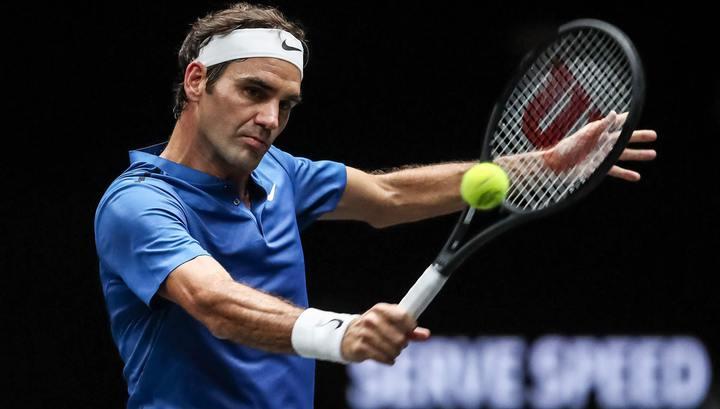 Роджер Федерер одержал вторую победу на Australian open