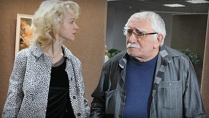 Армен и его жена попали в аварию