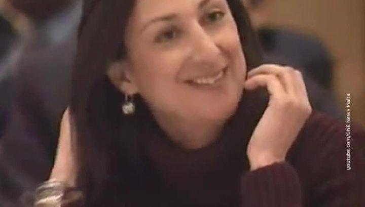 """Мальтийскую журналистку взорвали из-за публикации """"панамского досье"""""""