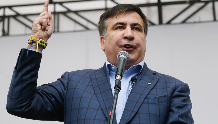 """Саакашвили внял призыву Зеленского и вернется, """"чтобы строить страну"""""""