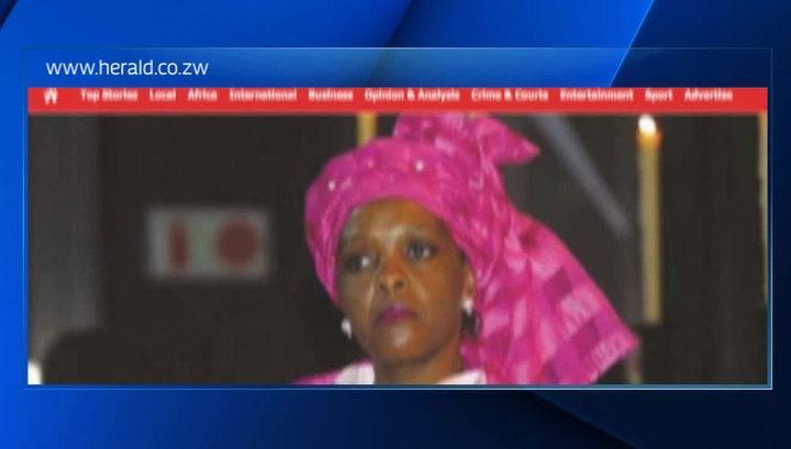 Ливанский ювелир отжал 1,5 миллиона долларов у первой леди Зимбабве