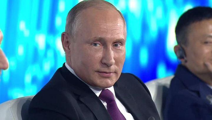 """Итоги """"Валдая"""": Путин ответил на каверзные вопросы"""