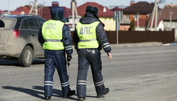 В ДТП пострадали восемь человек
