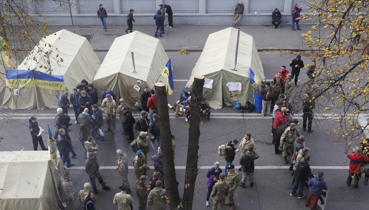 Пять лет назад на Украине начались протесты, переросшие в Евромайдан