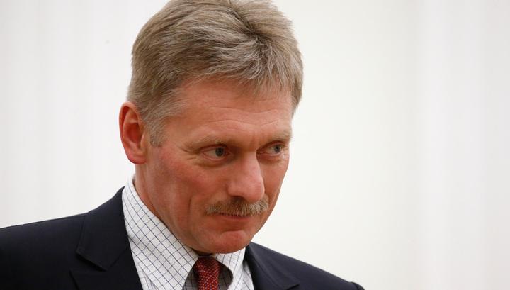 Кремль отвергает обвинения Мэй в причастности РФ к делу Скрипалей